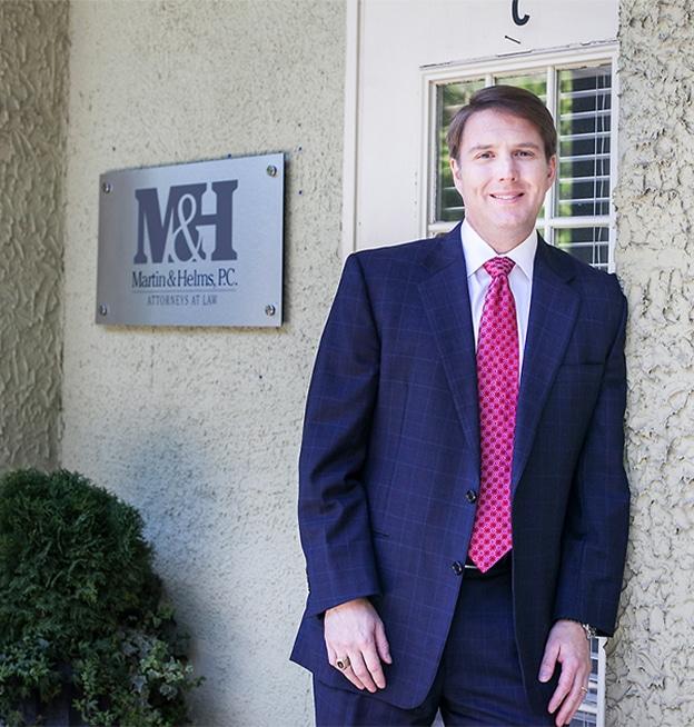 Attorney Clay Martin