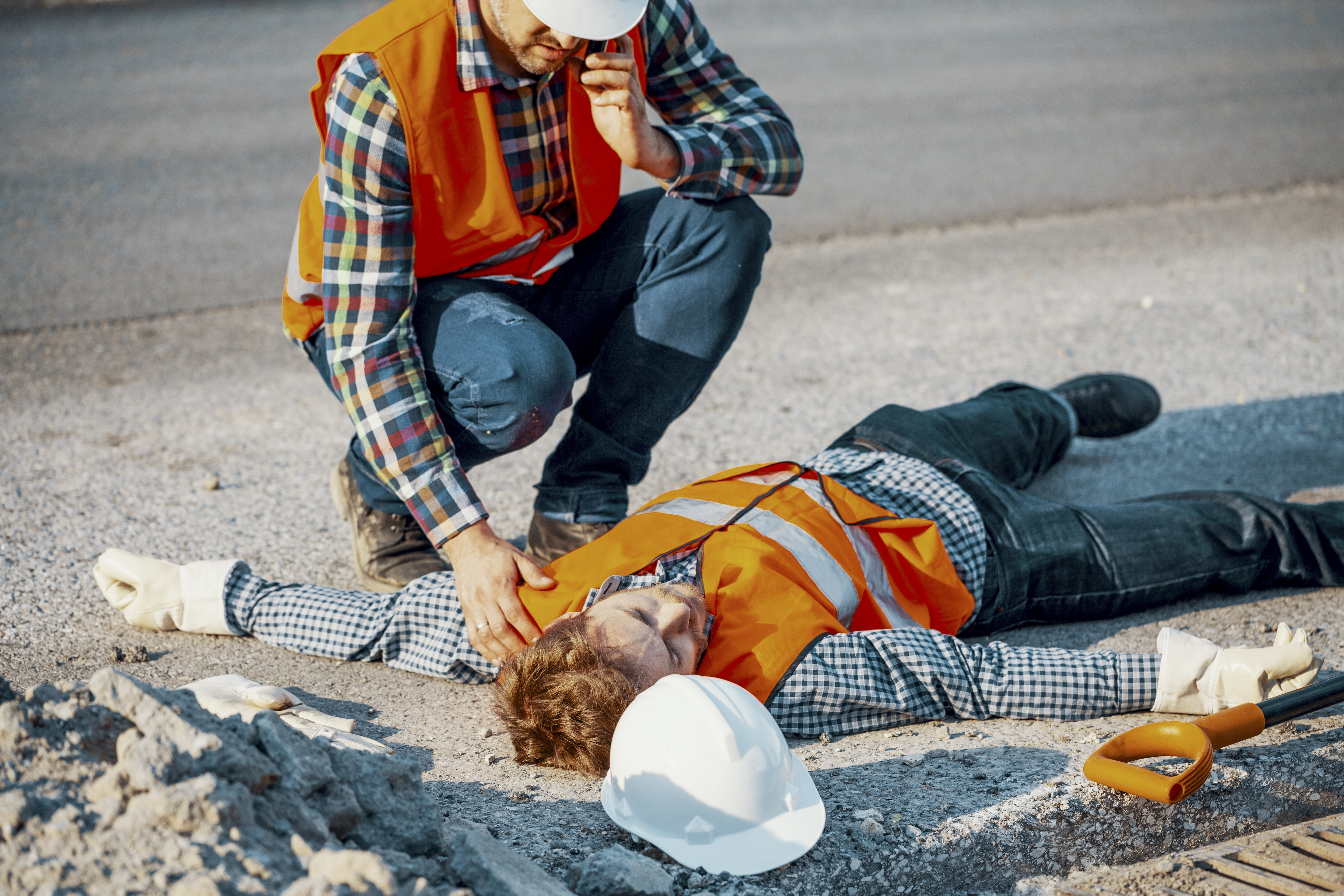 Catastrophic Construction Site Accidents and Injuries