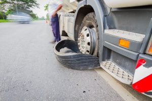 Truck Tire Blowouts Can Have Deadly Consequences