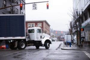 Why Left-Hand Turns by Trucks Can Be Deadly